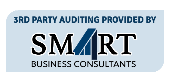 3rd Party Audting Provided by Smart Business Consultant